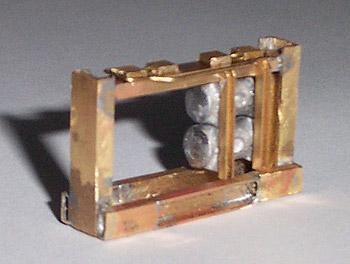 Hydrauliekunit detail