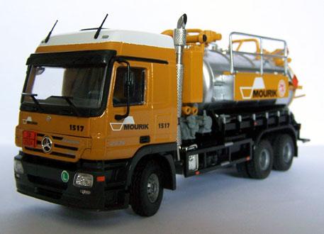 Mercedes Actros vacuümwagen (Tekno)