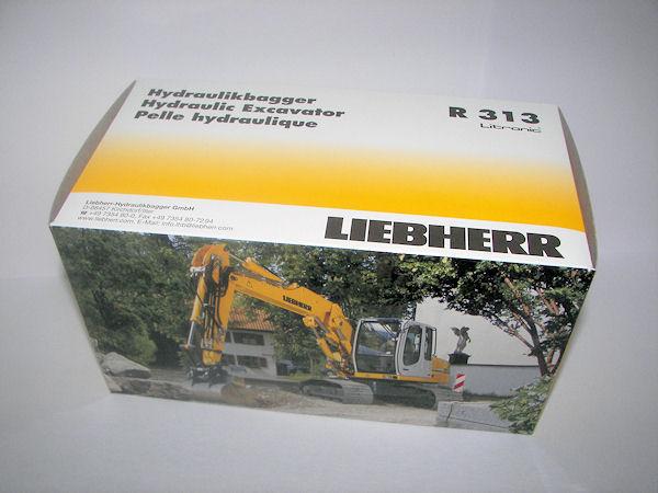 Liebherr R313 (NZG)