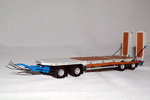 Nooteboom drawbar trailer
