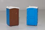 Dixi toiletten (MSW Modelle)
