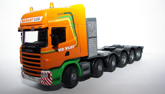 Scania 144G 6-assige trekker (Zon)