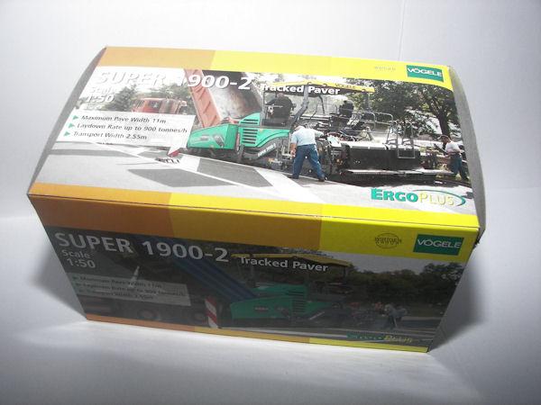 Vögele Super 1900-2 (NZG)