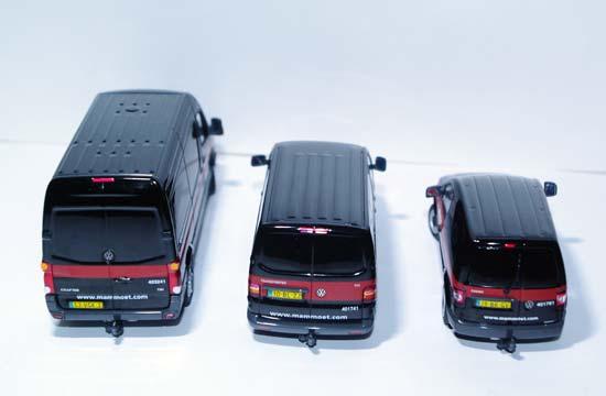 Volkswagen, Caddy, Crafter en Transporter (WSI)