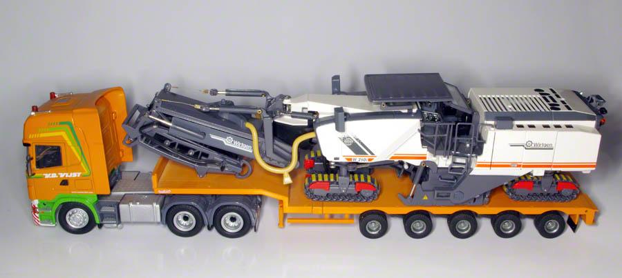 Wirtgen W250i (NZG)