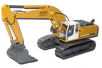 Click here to view the earthmoving models